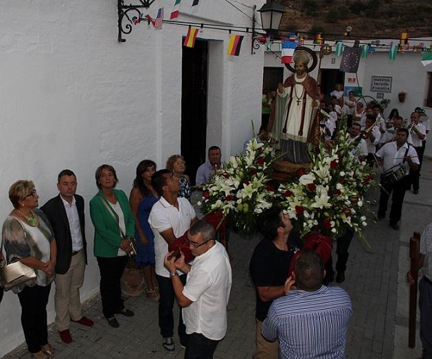 La Garnatilla concluye la celebración de sus fiestas patronales