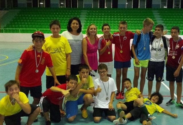 EL Programa Juvenil Ocio Alternativo celebró con éxito su jornada deportiva