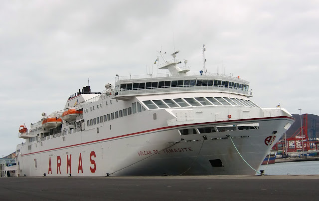 Embarcan desde el puerto de Motril más de 75.400 pasajeros, casi el doble que en 2013