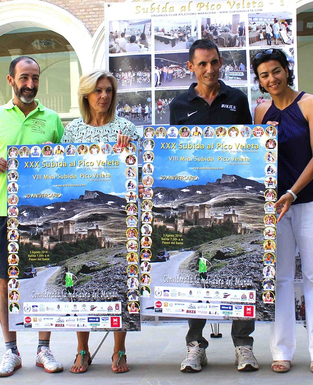 Más de medio millar de ultrafondistas se han inscrito para la XXX edición de la Subida al Pico Veleta