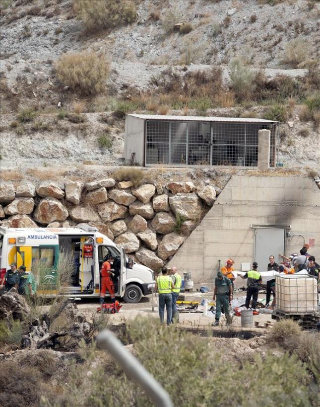 Archivada la investigación sobre el accidente en una pirotecnia en el que murieron dos trabajadores