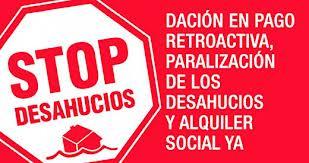 """""""Una familia de Almuñécar consigue un alquiler social con el Banco Popular gracias a Stop Desahucios"""""""