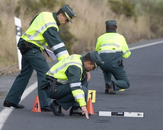 Seis heridos en un accidente de tráfico en la CN 340 a la altura de Melicena