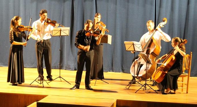 Vivaldi, Mozart y Sarasate sonarán este lunes en La Herradura gracias a la Orquesta de Cámara Filarmónica de Colonia