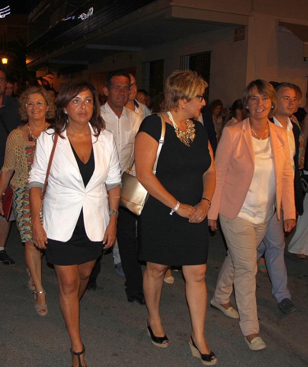 Calahonda celebra sus fiestas patronales por todo lo alto