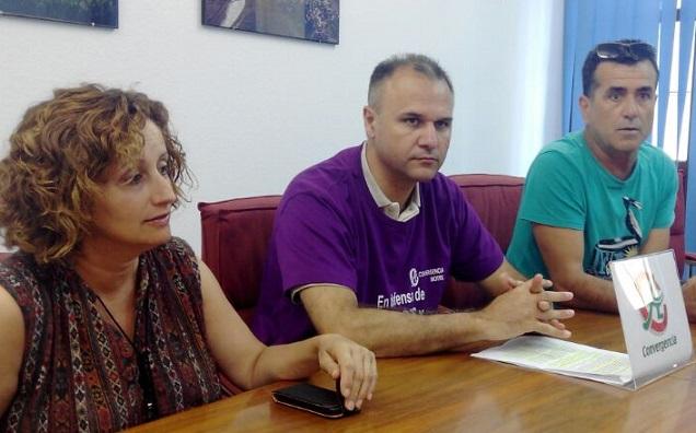 Presupuestos de la verguenza por Convergencia Andaluza Motril