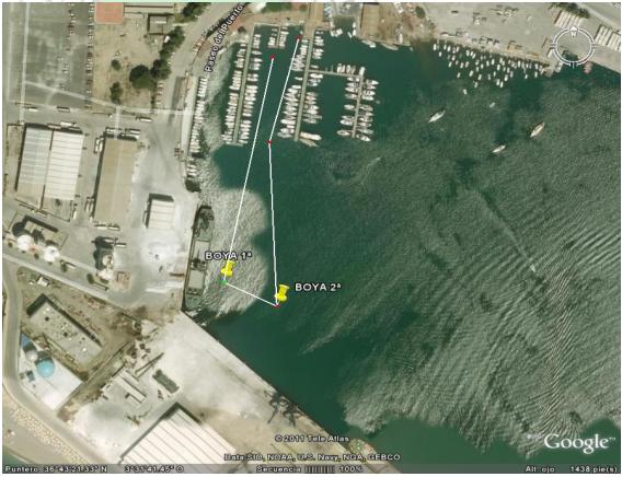 Se presenta la LXXV Travesía a nado al puerto de Motril