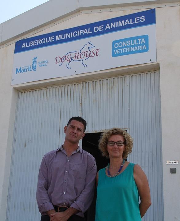 El albergue municipal de animales ha recibido casi 2.000 mascotas desde que entró en funcionamiento en octubre de 2012