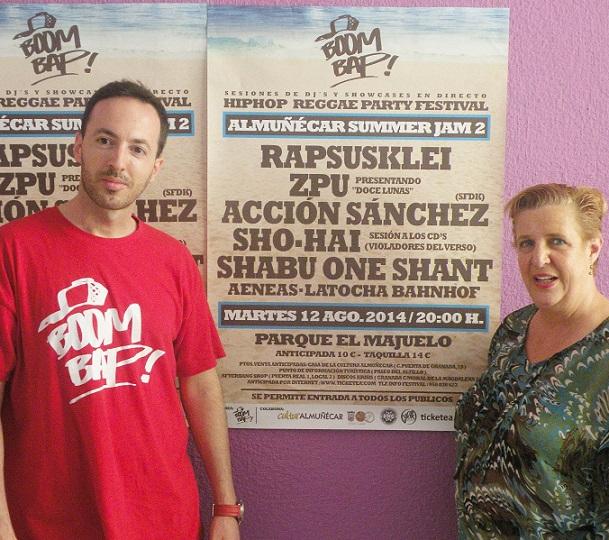 Almuñécar prepara  el festival más importante de Hip Hop de la Costa