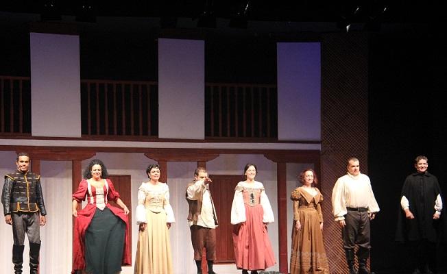 Un total de 1200 personas disfrutaron de la  Muestra de Teatro Clásico de Almuñécar