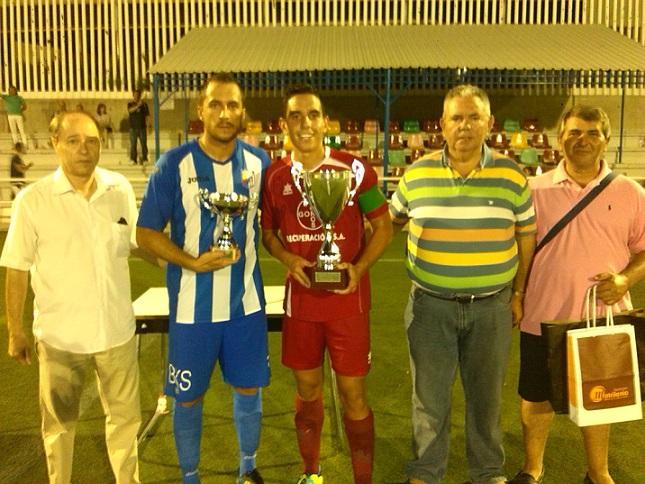 La UD Maracena se lleva el Trofeo Caña de Azucar al vencer al CF Motril