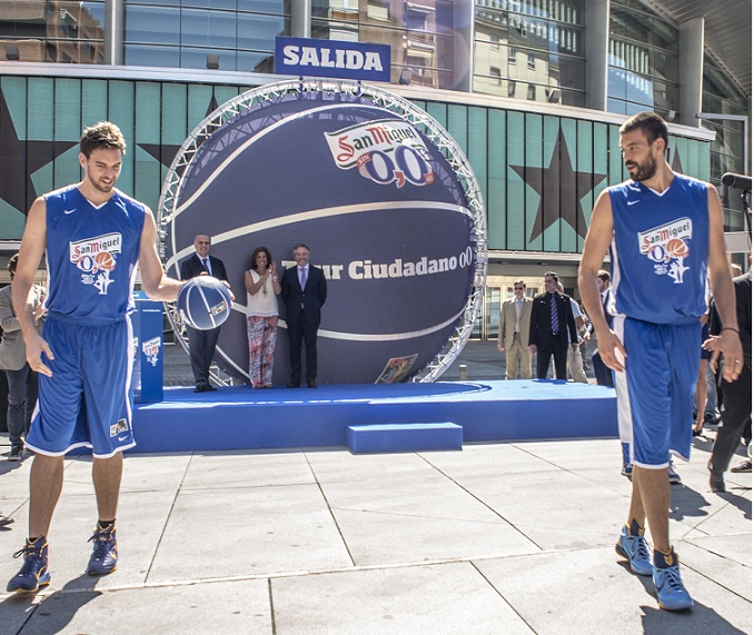 """Este miércoles llega Almuñécar el """"Proyecto Tour Ciudadano 0,0"""" con motivo del Mundial de Baloncesto"""