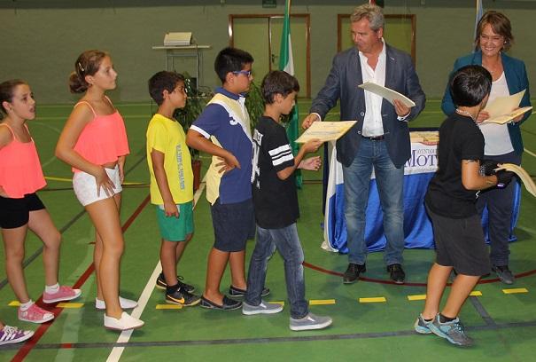 Motril ingresa en la Real Orden del Mérito Deportivo