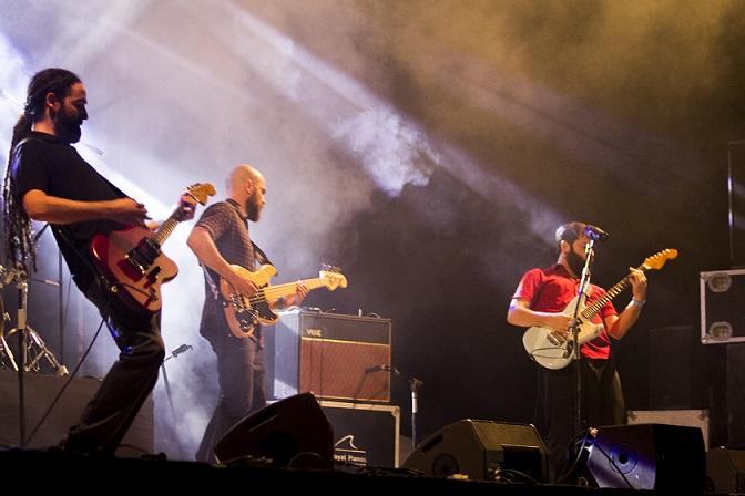 Los granadinos Vúfalo, triunfadores del festival de bandas emergentes 'Quisquilla'