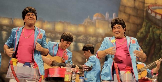 Almuñécar acoge este sábado lo mejor del Carnaval de Cádiz 2014