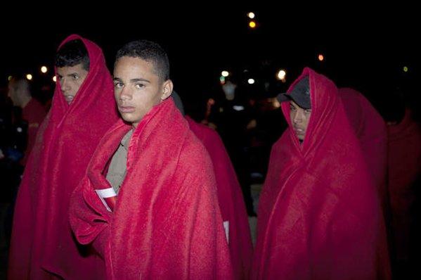 Seis años de cárcel por pedir 1000 euros a 29 inmigrantes por entrar en España en patera