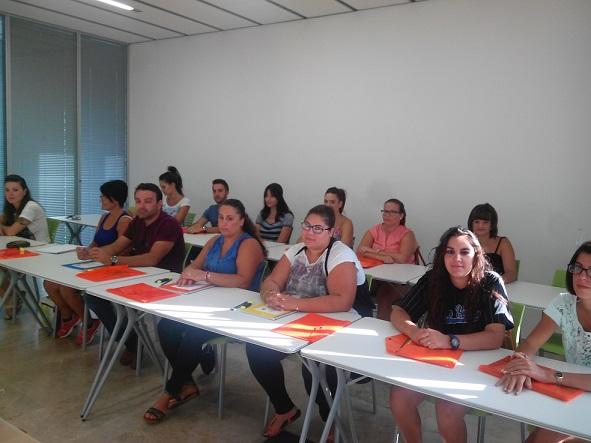 En marcha el curso de actividades de venta con especial atención del inglés