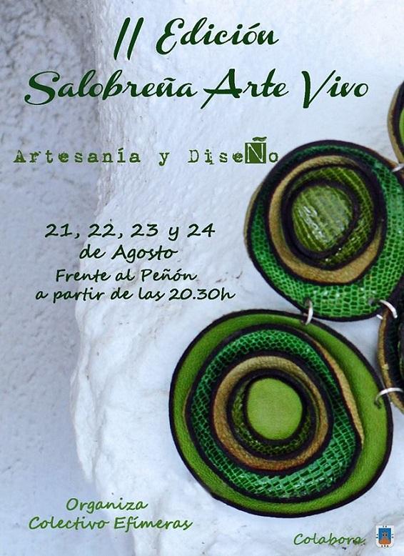 Feria de diseño, arte y artesanía del 21 al 24 agosto en Salobreña