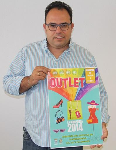 """La Herradura celebrará el """"Outlet 2014"""" este próximo fin de semana con la participación de una veintena de establecimientos"""