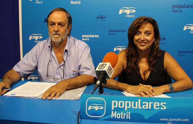 PP-Motril se hace eco de medio millar de vecinos que exigen una batería de arreglos y mejoras en Torrenueva
