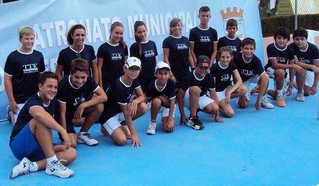 El XI Torneo Open de Tenis a la Amista de Almuñécar cuenta con 56 Tenistas