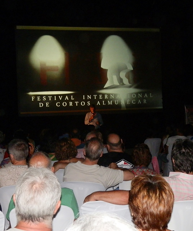 Arrancó con gran éxito el Festival Internacional de Cortos Almuñécar (FICA)