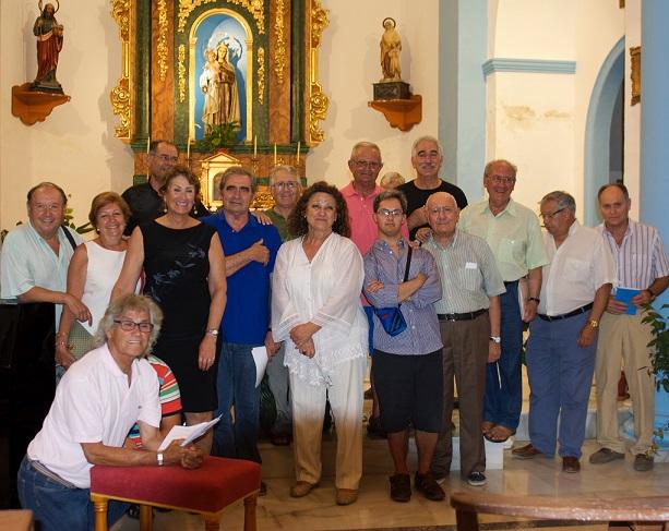 Final poético musical del II Verano Cultural organizado por la parroquia de Calahonda y Carchuna
