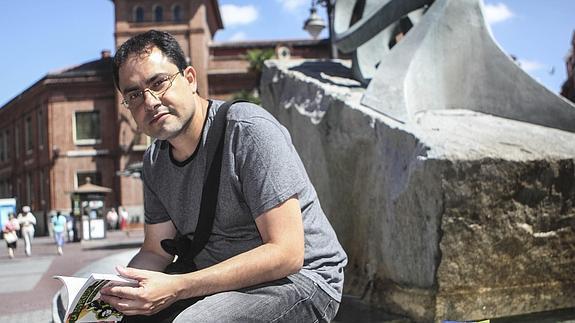 David Acebes Sampedro ganó el primer premio del Certamen de Poesía Social La Alpujarra-Antonio Ferrero