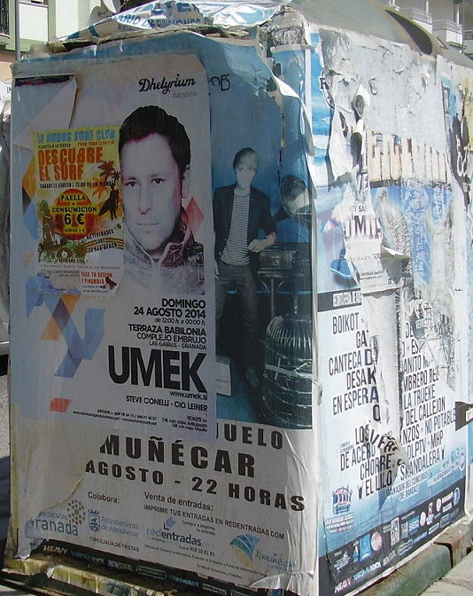 El PP de Salobreña pide al gobierno socialista que exija a los anunciantes que retiren sus carteles tras los espectáculos