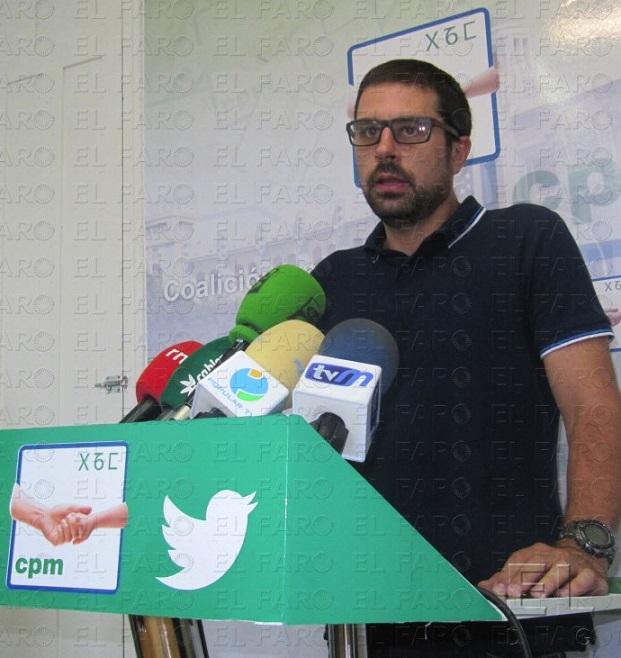 Coalición por Melilla pide la eliminación de la línea marítima de Almería en favor de la de Motril