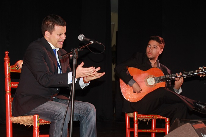 El cantaor Juan Pinilla presenta este jueves en Almuñécar su nuevo trabajo discográfico