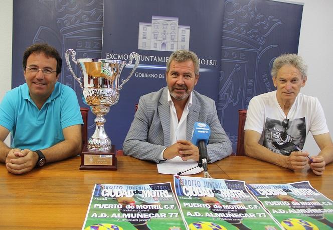 El Escribano Castilla acoge este sábado el I Trofeo juvenil de Fútbol 'Ciudad de Motril'