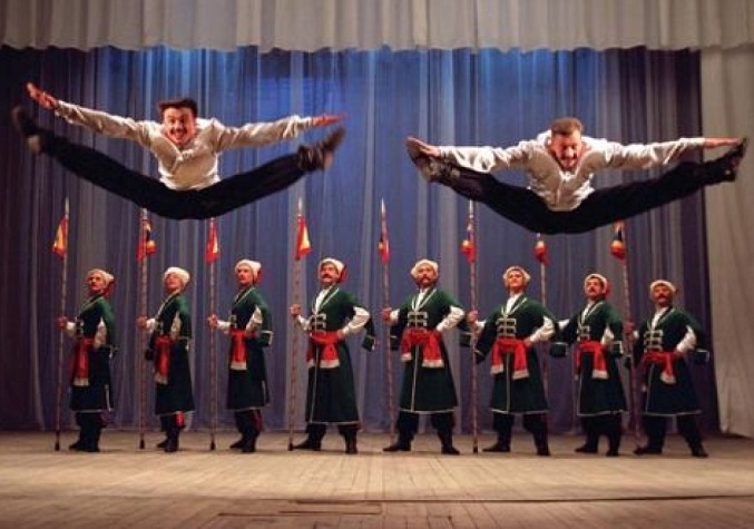 """El Ballet Nacional de Rusia presenta en Almuñécar el espectáculo """"Miguel Strogoff"""""""