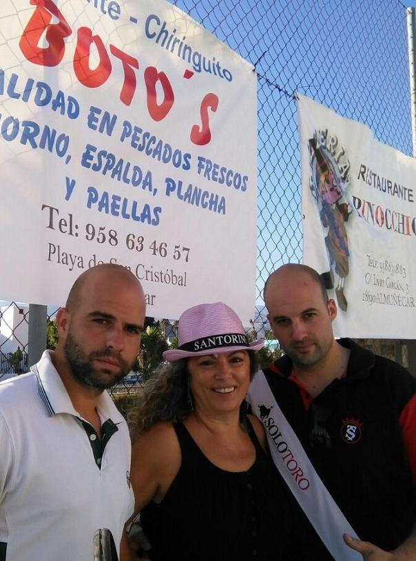 Muchas novedades en el cuadro femenino del XI Open de Tenis  a la Amistad de Almuñécar