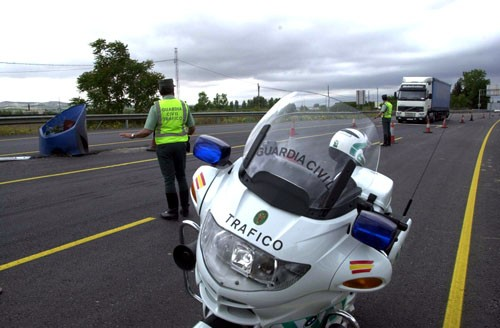 Dos muertos en accidente de tráfico en Trevélez