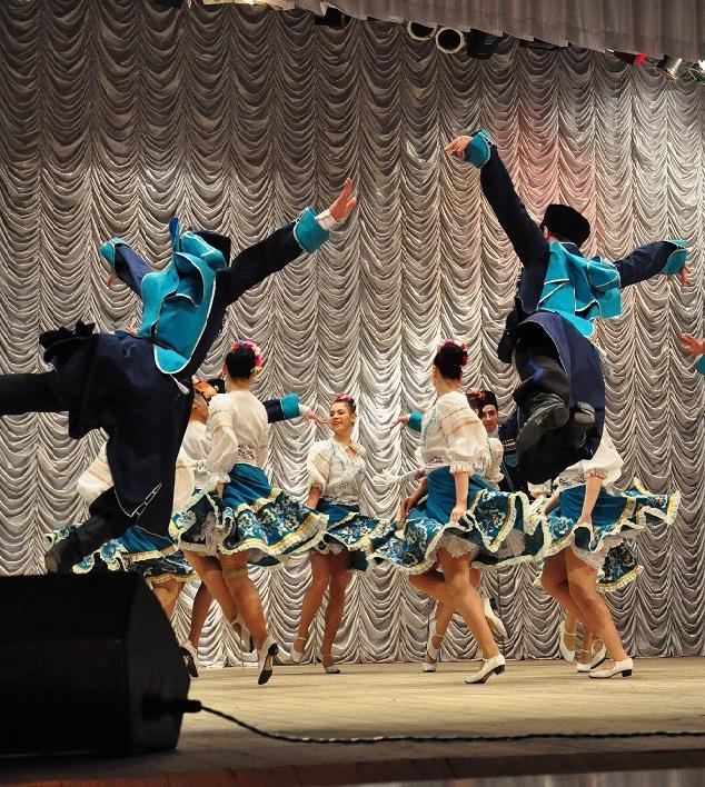 """El Ballet Nacional de Rusia llenará hoy el aforo del parque El Majuelo de Almuñécar  con el  espectáculo de """"Miguel Strogoff"""""""