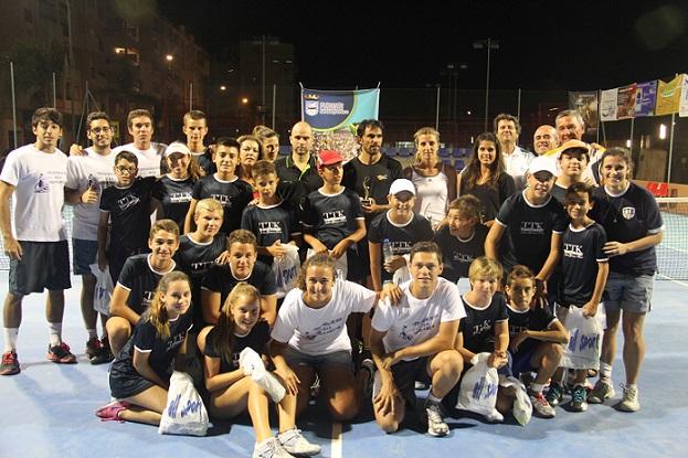 Agustín Boje gana el XI Torneo de Tenis a la Amistad de Almuñécar