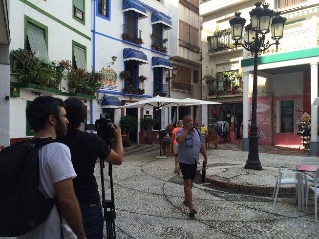 """Almuñécar y La Herradura se promocionarán a través del programa turístico """"Destino Andalucía"""" de Canal Sur TV"""