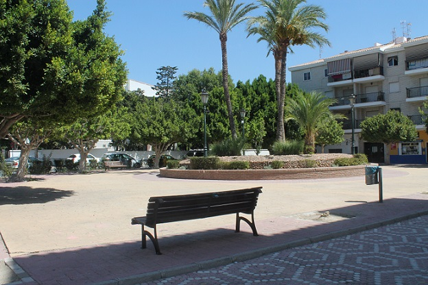 El Ayuntamiento de Salobreña llevará a cabo la remodelación integral de la plaza Pablo Picasso
