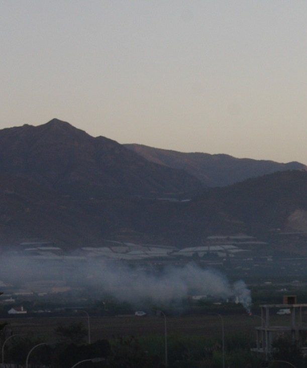 Experimente la contaminación de la Costa Tropical de Granada