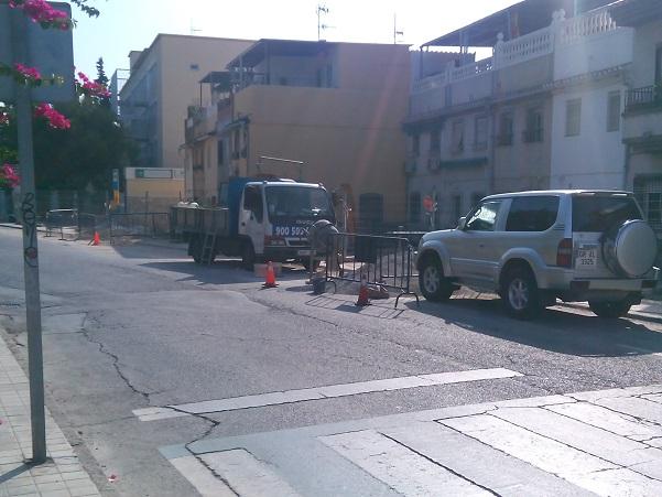 PA Motril pide la finalización de las obras del barrio Los Telares