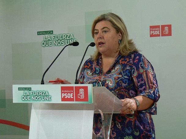 Clara Aguilera pide que la UE deje de discriminar productos hortofrutícolas de la provincia