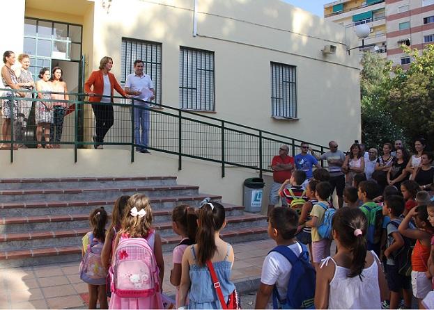 Cinco mil niños motrileños comienzan hoy el curso en Infantil y Primaria
