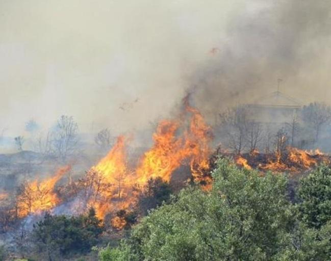 La Guardia Civil imputa a un hombre como supuesto autor de un delito de incendio forestal