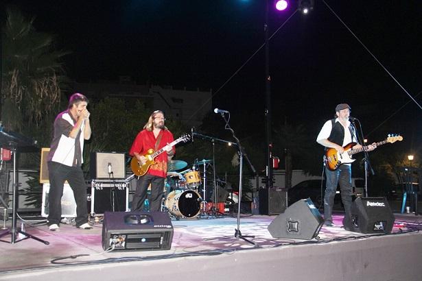 El I Festival de Blues de La Herradura se celebró con éxito y  con vocación de continuidad