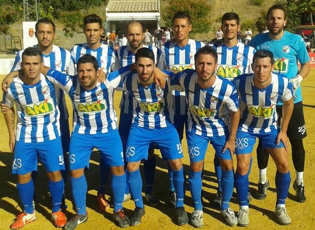 CF Motril y Motril At ganan sus partidos y Almuñécar 77 consigue valioso empate