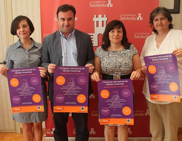 Salobreña acogerá del 3 al 5 de octubre la I edición de Mentes Femeninas