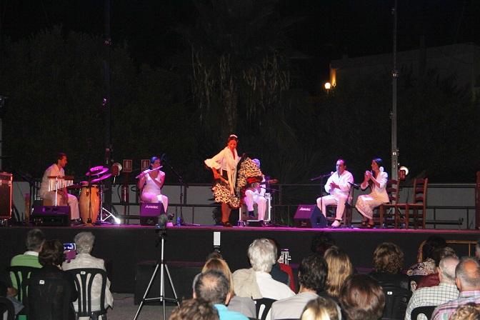 """La Herradura, peñas y festivales flamencos  se suman al Homenaje  al Manuel Rodríguez """"El Ruso"""""""