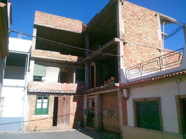 El Partido Andalucista de Motril expone de nuevo los perjuicios provocados por las casas en estado de abandono