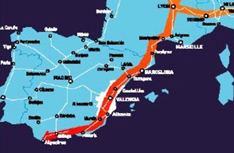 PSOE reclama que se encarguen los proyectos de viabilidad del corredor por el litoral, la conexión de Granada con Motril